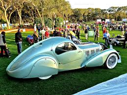 Created between 1936 and 1938, the three. The Magnificent Bugatti Type 57 Aerolithe At Amelia Island Mind Over Motor