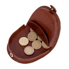ashwood leather coin purse