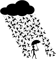 raining cats and dogs clipart. Simple Dogs To Raining Cats And Dogs Clipart A