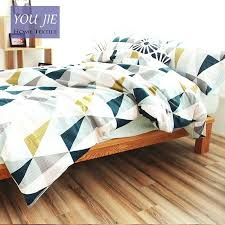 wamsutta bedding whole cotton style bedding set quilt cover blue and white geometric duvet cover queen wamsutta bedding