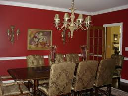 best affordable red wall dining room ideas tips