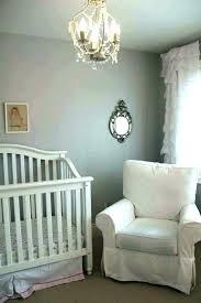 baby room chandelier baby room beaded chandelier image by gentile interior design