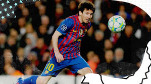 Born 24 june 1987) is an argentine professional footballer who plays as a forward and captains both spanish club barcelona. Lionel Messi S 73 Goal Season Was A Triumph And A Disaster For Barcelona Sbnation Com
