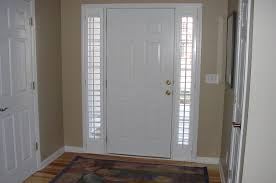 home depot front doors with sidelightsWhite Front Door Shades  Most Popular Front Door Shades  Design