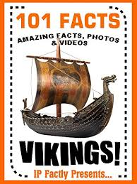 vikings 101 history facts for kids book 8 by