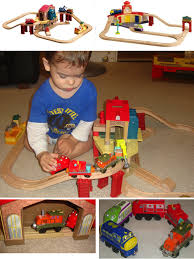 hobby train sets wooden trains chuggington