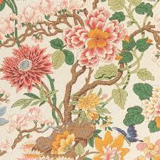 magnolia large print fl wallpaper