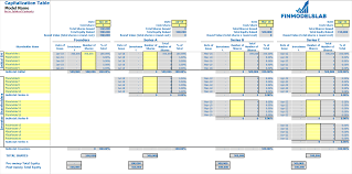 Healthcare Clinic Model Excel Template For Hospital