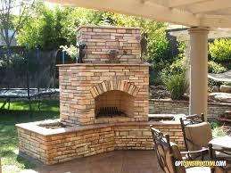 custom outdoor fireplaces surroundg plnter custom outdoor fireplace screens