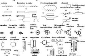 how to read a schematic learn sparkfun com throughout wiring free car wiring diagrams pdf at Car Electrical Wiring Diagram Symbols