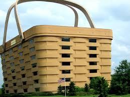 Longaberger building in Newark, OH ...