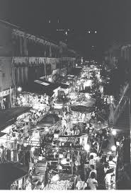 a pasar malam in chinatown more than 30 years ago st file photo