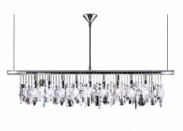 linear crystal chandelier the aquaria regarding amazing house linear crystal chandelier designs