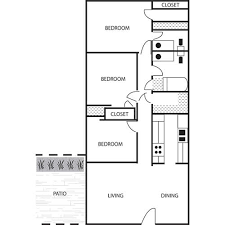 3 Bedroom Floor Plans Best Decorating Ideas
