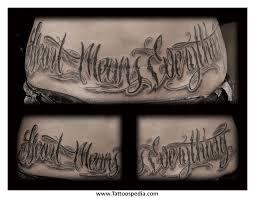 Font Styles For Tattoos Font Styles For Tattoos Sinda Foreversammi Org