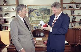 secrets of the presidents club how bill clinton learned to salute time bill clinton oval office