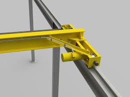 Monorail Crane Beam Design Crane Runway And Structural Support Afe Crane