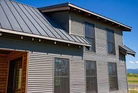 21 corrugated steel siding