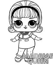 Color all of your favorite l.o.l. L O L Surprise Coloring Pages To Print Topcoloringpages Net