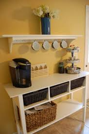 Kitchen Coffee Bar 17 Best Images About Home Bar Ideas On Pinterest Portable Bar