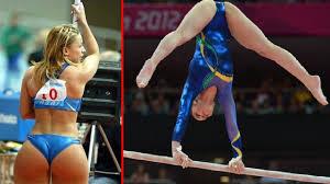 Vanessa teen gymnast camel toe