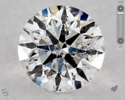 Diamond Clarity Chart I1 Diamond Clarity How Diamonds Are Graded Examples Of I1
