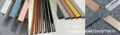 Decorative Tile Strips supplier stainless steel decorative strips mirror finish rose gold 50