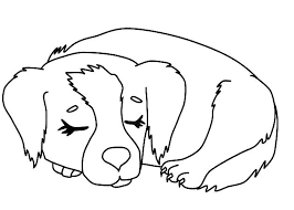 Dog Coloring Sheets Printable Cats Pages Of Cat And Police Bone