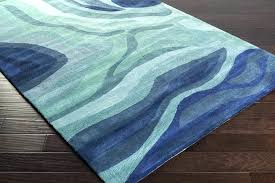 navy and teal area rug navy blue area rug pigments area rug within teal colored area