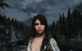 Sofia The Funny Fully Voiced Follower at Skyrim Nexus mods and.