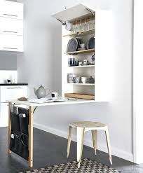 foldable furniture for small spaces. Foldable Furniture Folding Kitchen Table With Cabinet Space Designs For  Saving Small Spaces Foldable Furniture For Small Spaces