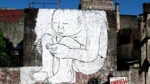 Graffiti Animation Muto A Wall Painted Animation By Blu On Vimeo