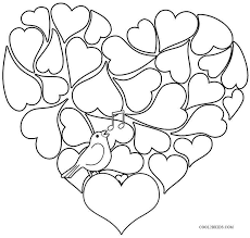 Try out a free printable valentine's day subway art. Printable Valentine Coloring Pages For Kids