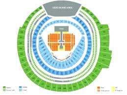 Roger Centre Seating Map Rogers Skydome Seating Chart Blue