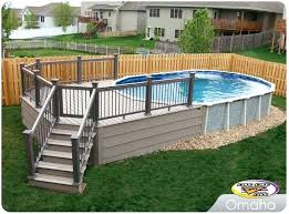 backyard above ground pool ideas above ground pool decks ideas backyard above ground pool ideas