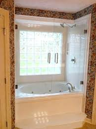 glass block windows installation prefab glass block windows how much would it cost to install this
