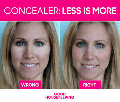 the concealer mistake that makes you look older