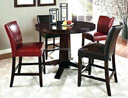 counter height dining table chairs round counter height dining sets round counter height table and chairs