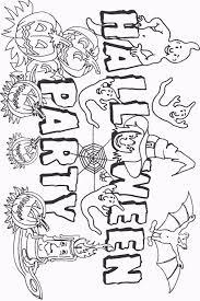 Nuova 20 Disegni Per Bambini Da Colorare Gratis Di Halloween