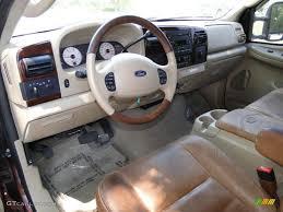 2006 ford f350 super duty king ranch crew cab 4x4 dually interior photo 48418855