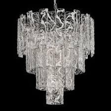 glass link chandelier brushed nickel round chandelier fancy chandeliers lights