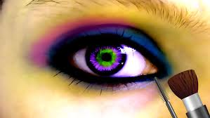 eyes makeup salon game zone50 3