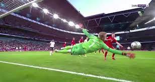 شاهد ملخص مباراة إنجلترا والدنمارك في نصف نهائي يورو 2020