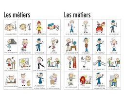 Madame Belle Feuille: Vocabulary Tools Flash cards, word strips ...