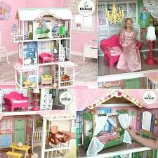 barbie size dollhouse furniture set. Barbie Size Dollhouse Furniture Doll House Wooden Large Dream Girl . Set