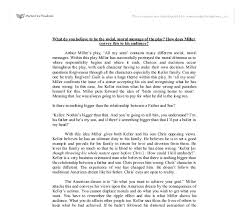 all my sons essay all my sons essay critical essays enotes com