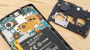 i tried to replace the battery of nexus 5 i used for over a year myself