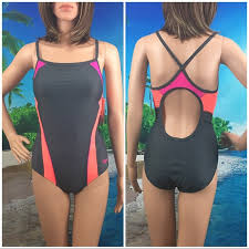 SPEEDO Splice Muscleback Swimsuit
