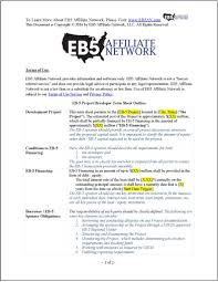 Sample Term Sheet Sample EB24 Project Developer Term Sheet 1