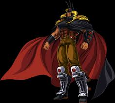Raoh fist of the north star